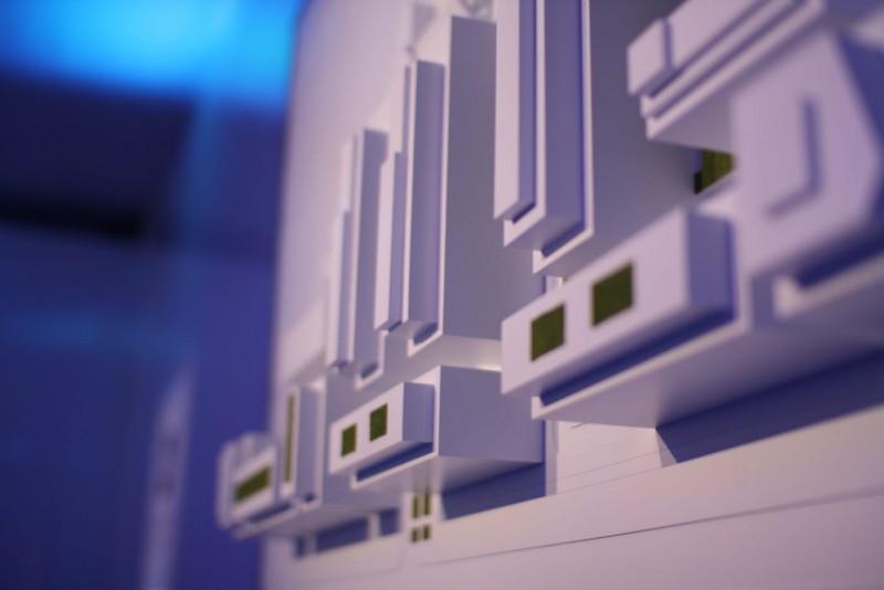 Qatari Diar | Maquette 3D by Artlinkz