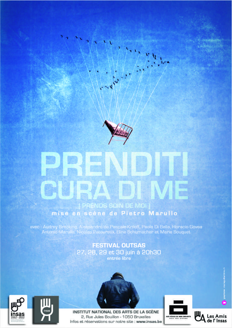 Prenditi Cura di Me | Poster by Artlinkz